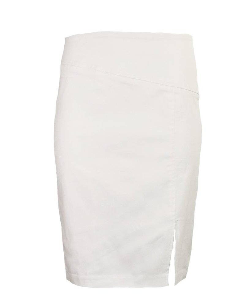 Magic Skirt In White