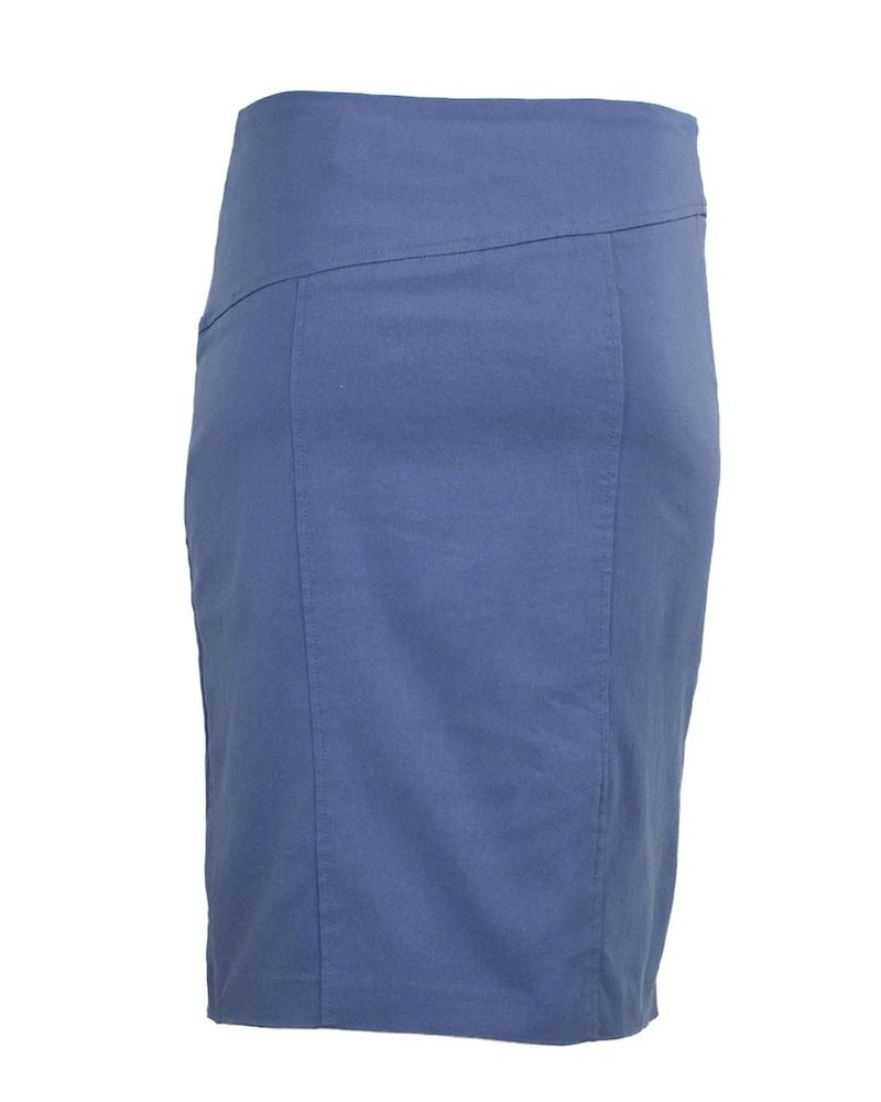 Renuar Magic Skirt In Blueberry