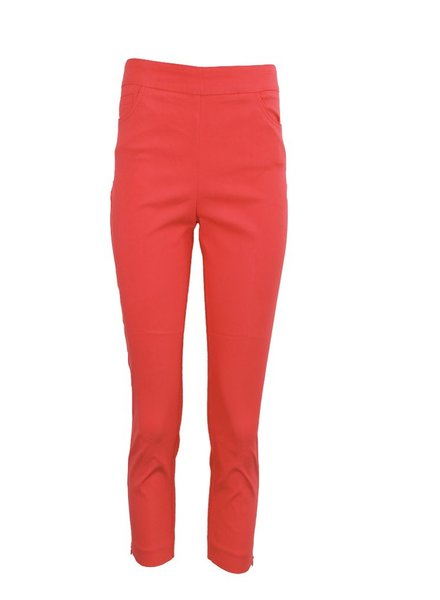 Renuar Magic Capri Pant In Melon