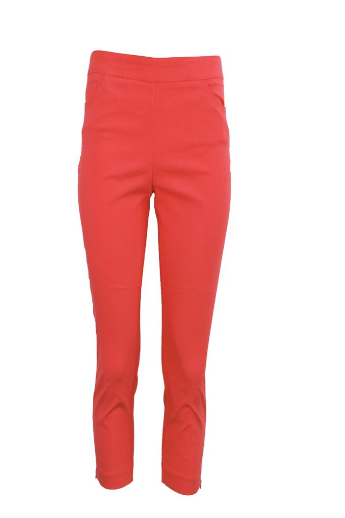 Magic Capri Pant In Melon