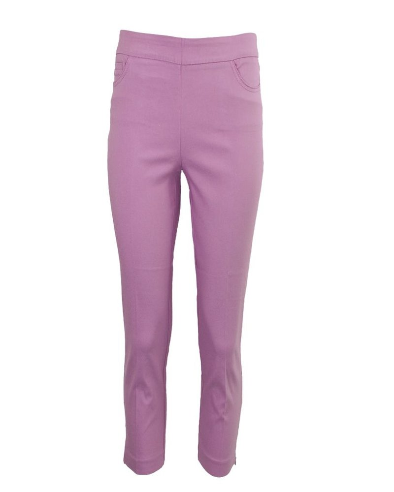 Magic Capri Pant In Violet