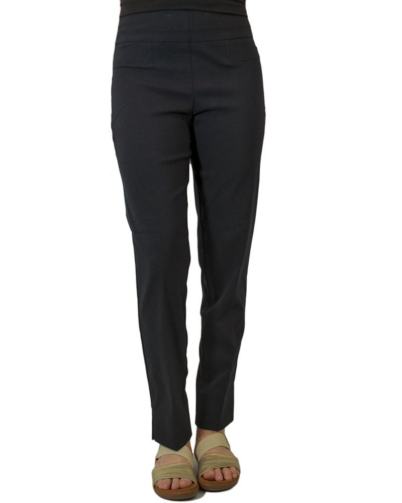The Ankle Cigarette Magic Pant In Black
