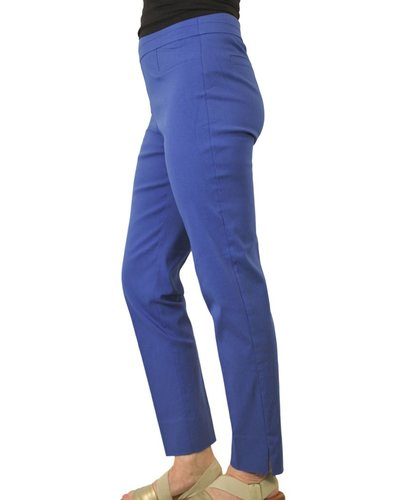 The Ankle Cigarette Magic Pant In Colbalt