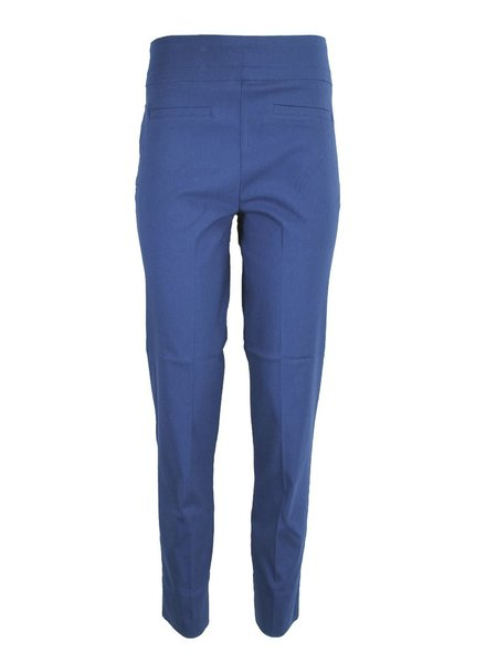 Renuar The Ankle Cigarette Magic Pant in Mallard