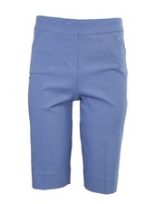 Magic Bermuda Shorts In Blue Berry