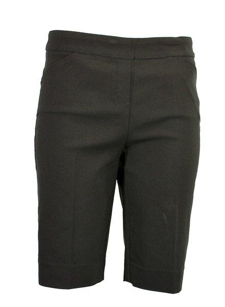 Magic Bermuda Shorts In Black