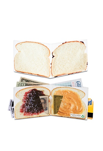 PB&J Mighty Wallet