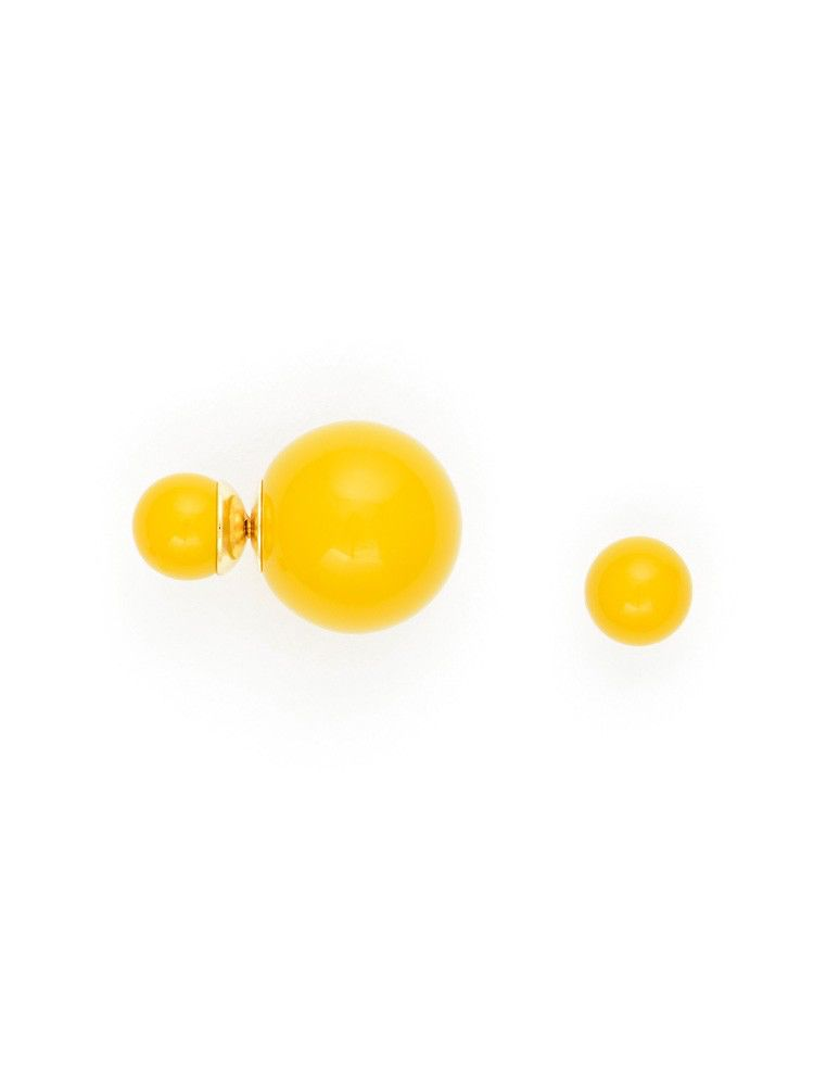 It Takes Two Earrings In Honey