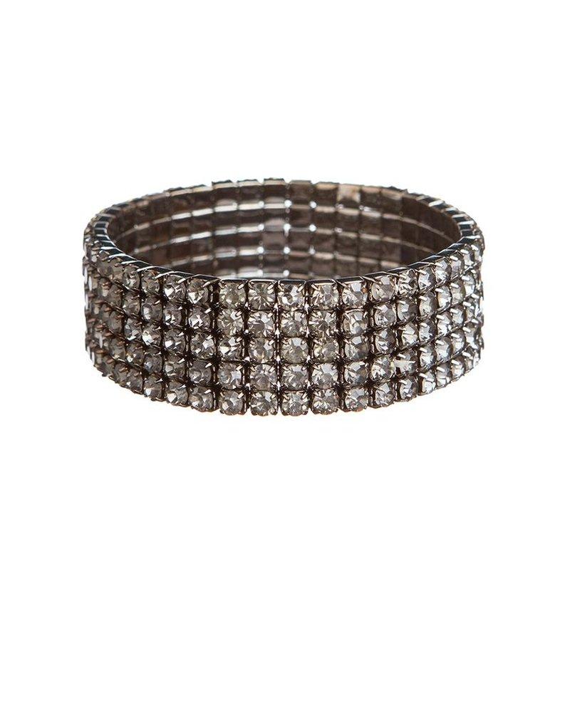 Smoked Hematite Bracelet