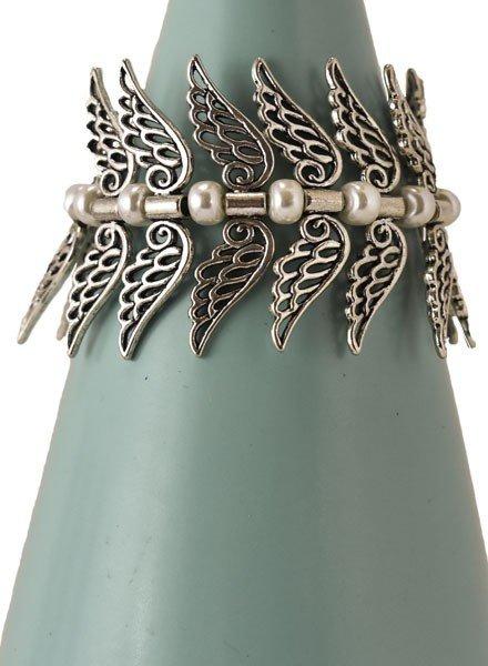 My Angel Bracelet With Pearls