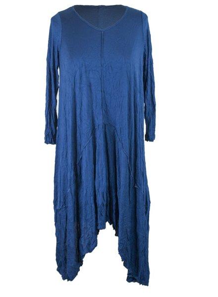 Comfy U.S.A. Comfy's Tina Tunic In Tuxedo Blue