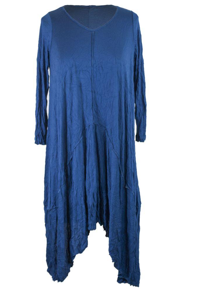 Comfy's Tina Tunic In Tuxedo Blue