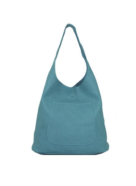 My Modern Hobo In Turquoise