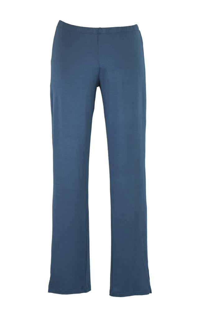 Comfy Narrow Pants In Tuxedo Blue