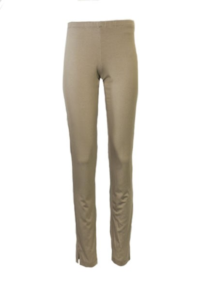 Comfy Narrow Pants In Sand