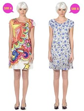 Animapop London Peace Reversible Dress