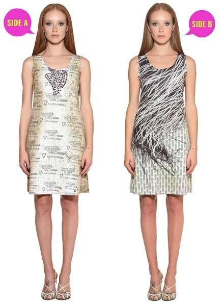 Animapop Stromboli Reversible Dress