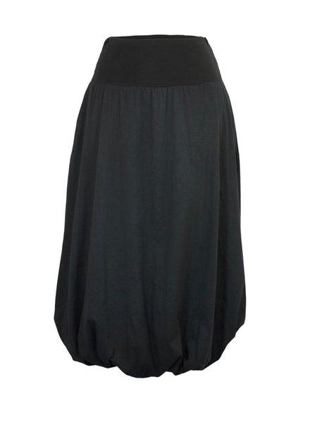 Inizio's Nero Skirt In Black