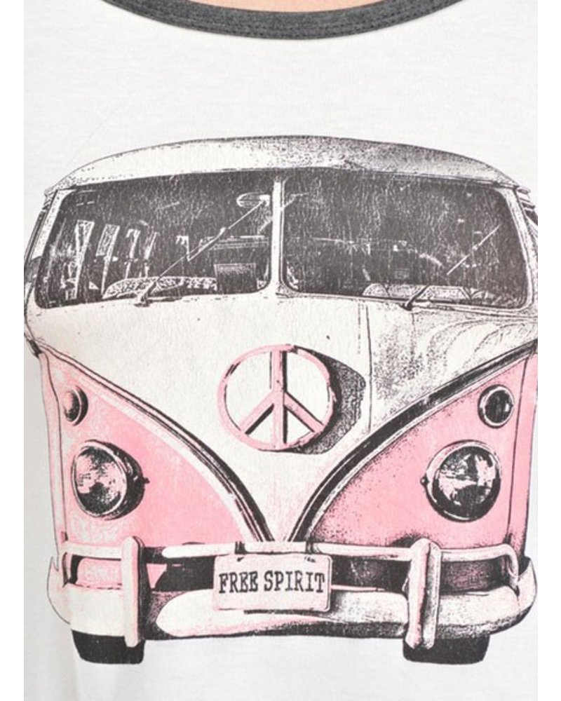 VW Bus Baseball Tee