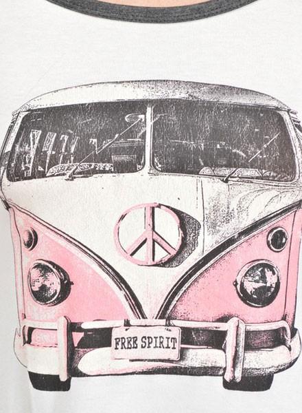 VW Bus Baseball Tee