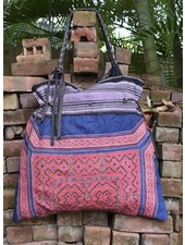 J.P. & Mattie Azazoo Hill Tribe Bag