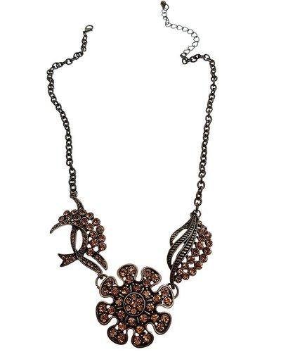 Aunt Sue's Topaz Necklace