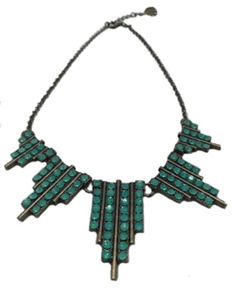 New York Art Deco Necklace