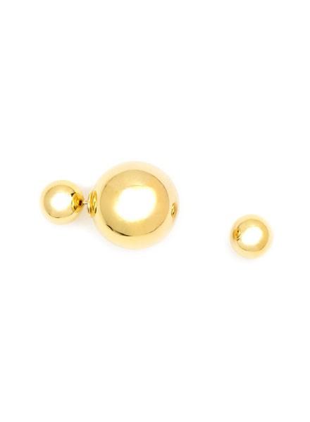 It Takes Two Earrings In Gold