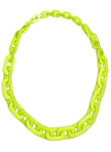Lovely Links In Lime