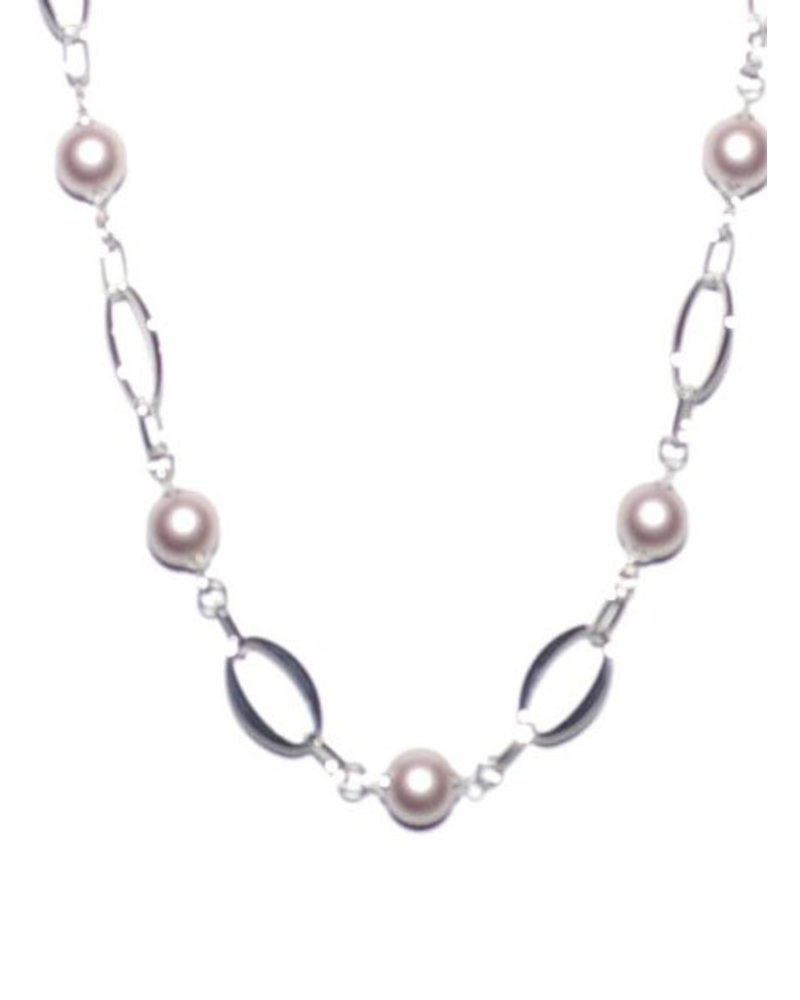 Oval & Oval Again Necklace