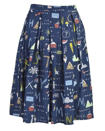 The Whimsy Skirt