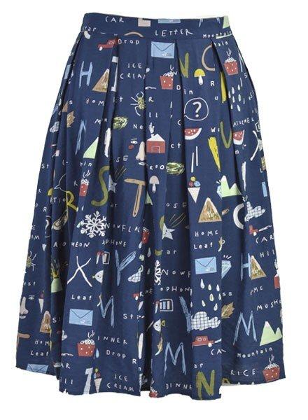 The Whimsy Skirt