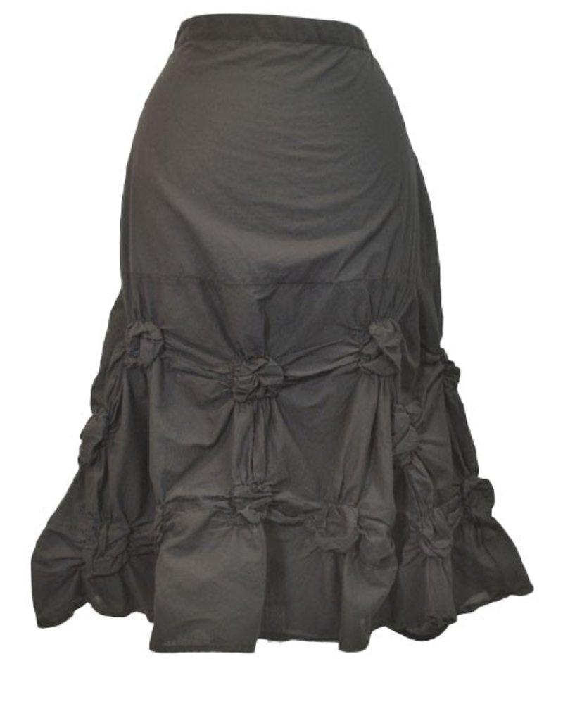 The Millie Skirt In Black