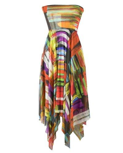 Petit Pois Skirt/Dress In Wynwood