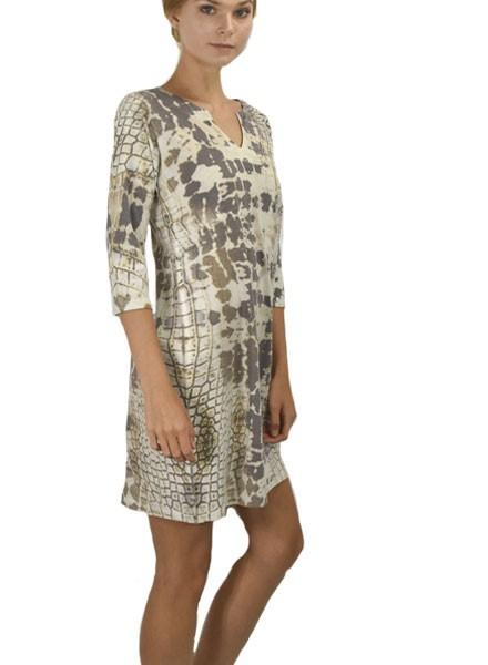 My Boa Dress