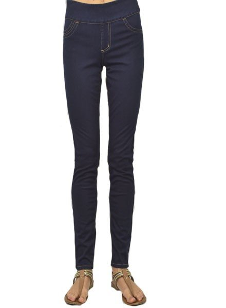Love Denim Slim Jegging In Indigo