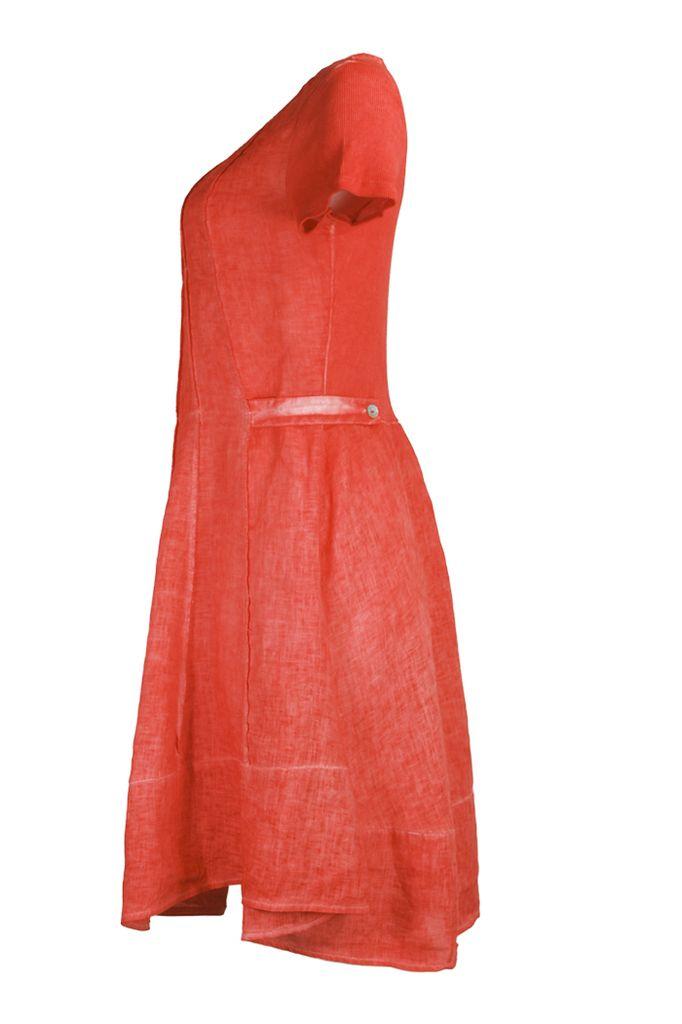 St. Tropez Dress In Grenadine