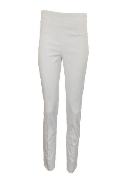 Renuar The Ankle Cigarette Magic Pant In White