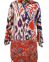Moroccan Shirt Dress