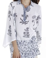 The Bali Bloom Tunic
