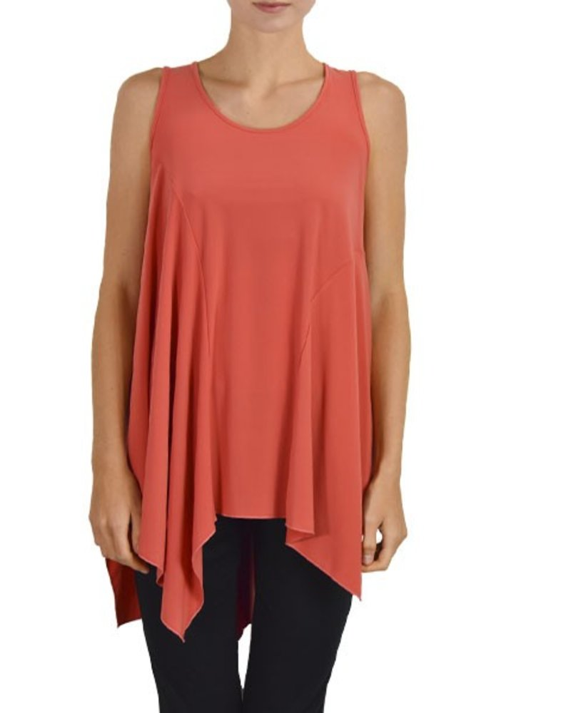 Comfy U.S.A. Sum Kim's  Florence Tank In Mango