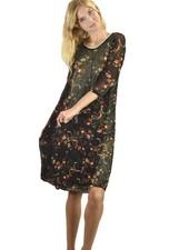 Comfy's Ester Tunic Dress In Gloria Mesh