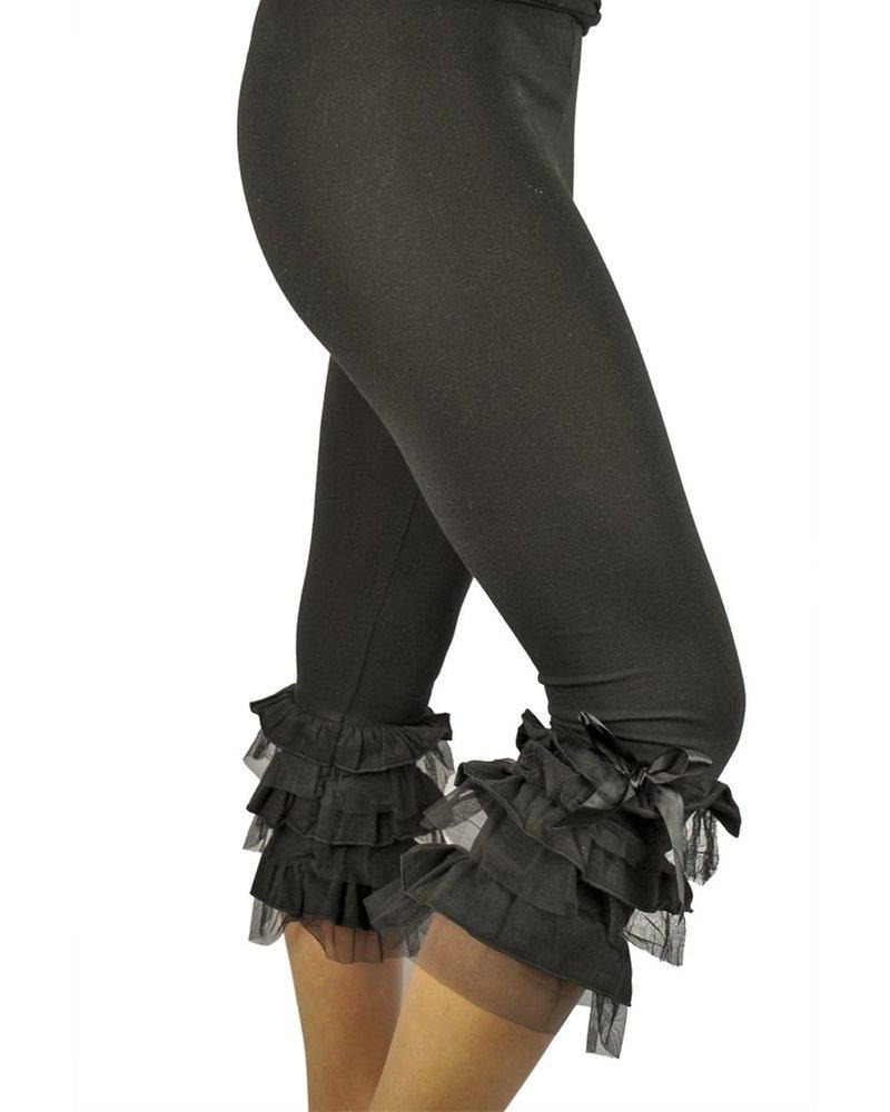 Caberet Leggings In Black