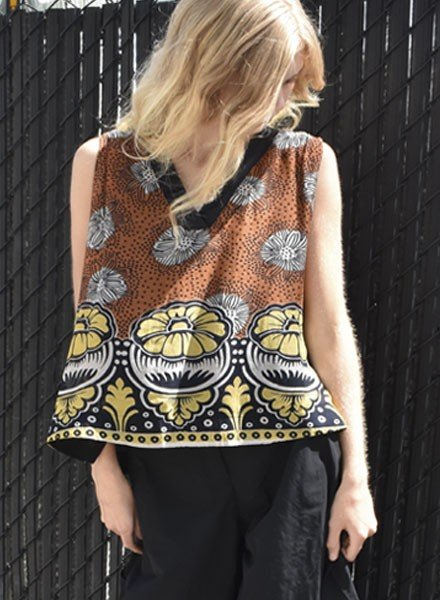 Ivy Jane's Scarf Top