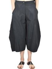 Sun Kim's 2 Pocket Ankle Pants In Black