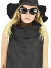 Comfy U.S.A. Sun Kim's Wire Collar Vest In Black