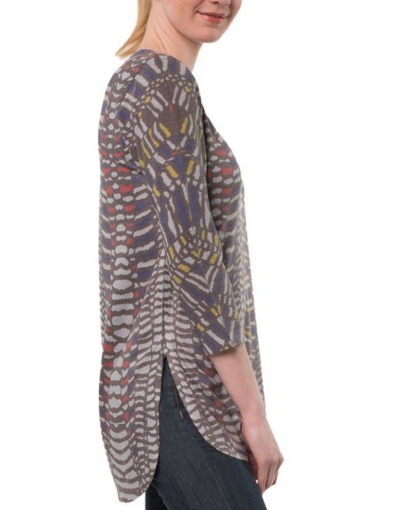 Dialed Down Tunic
