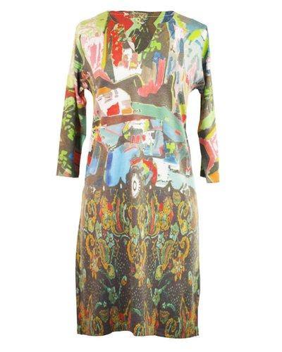 London Street Art Dress