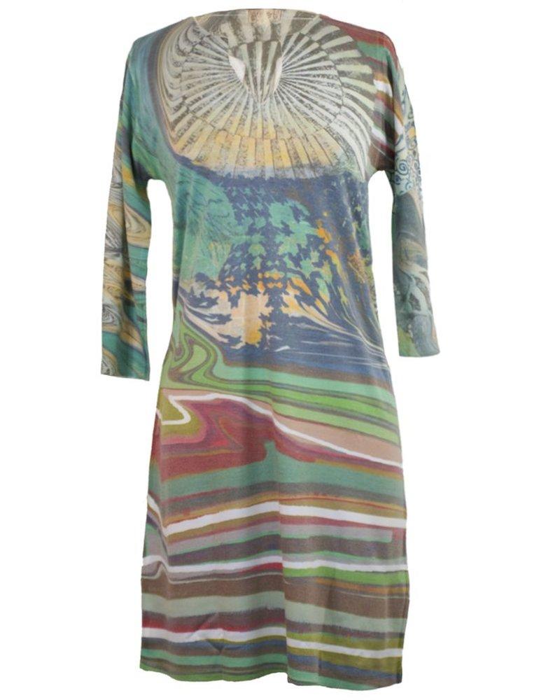 Maui Sunset Dress