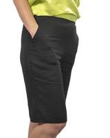 Petite Shorts In Black